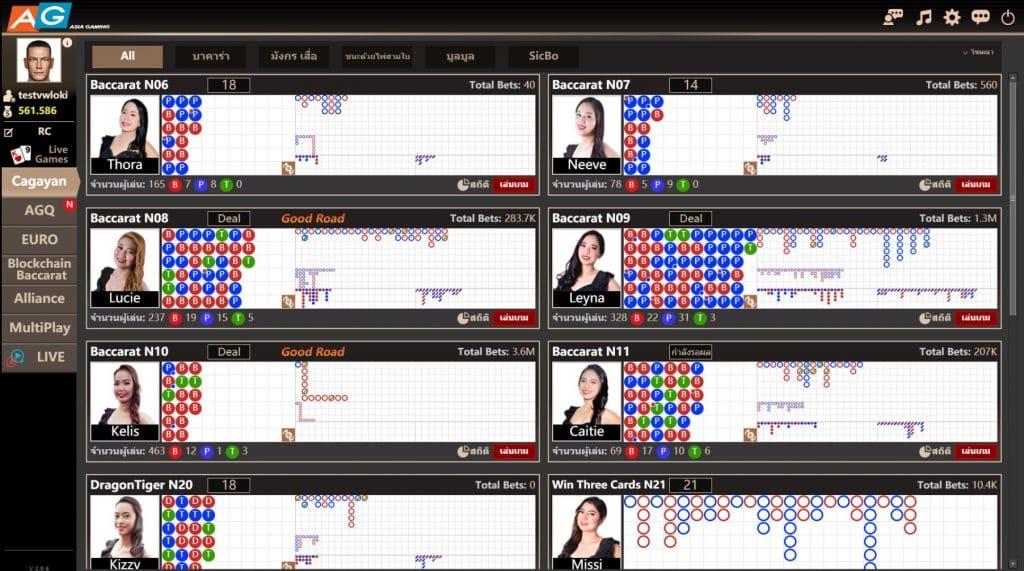 AG casino-Vwin